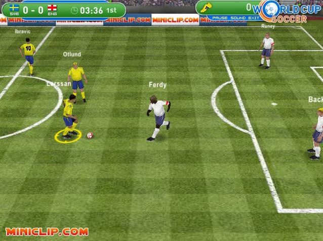 Fussball Online Game